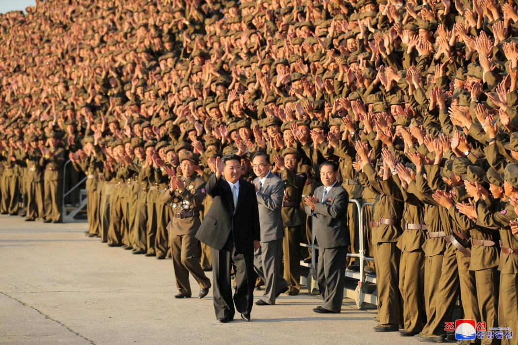 Corea del Nord testa nuovo missile