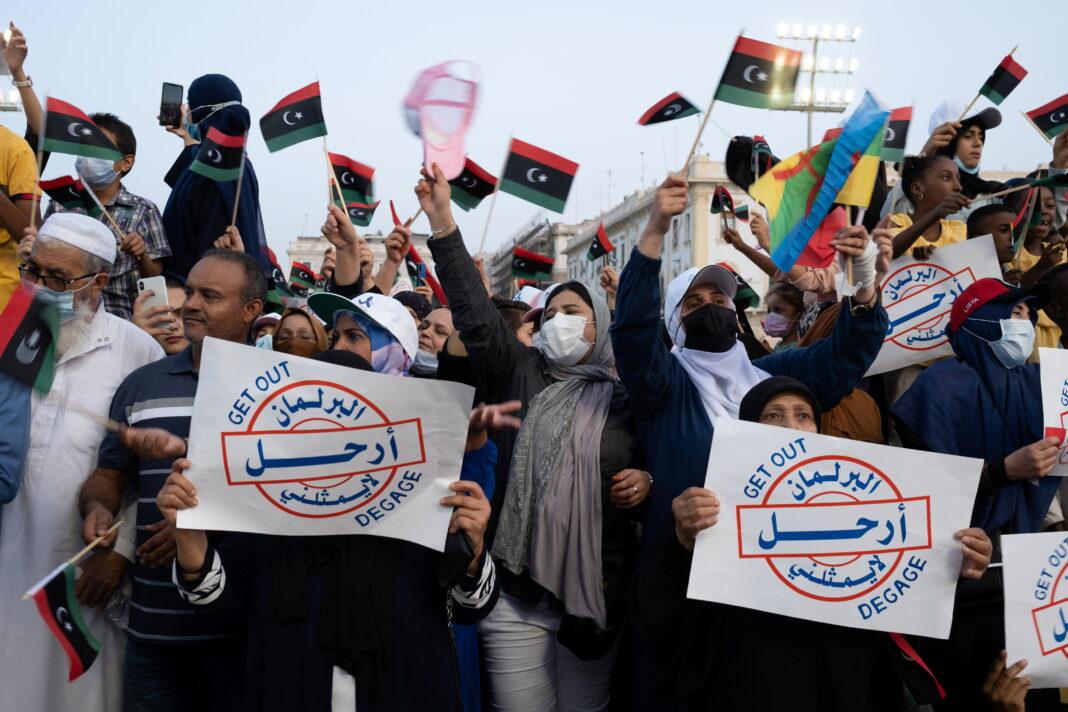Libia elezioni