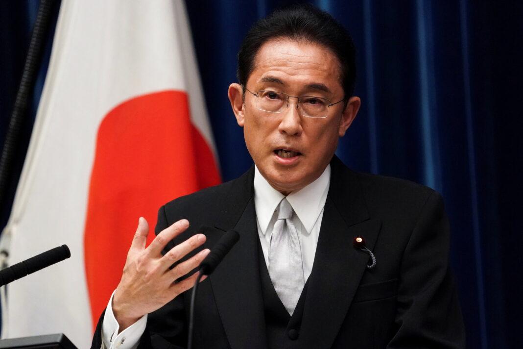 Fumio Kishida premier del Giappone