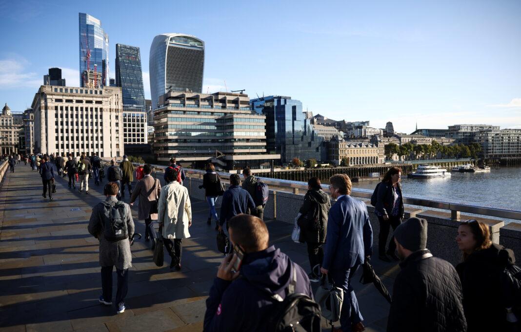 Londra smart city
